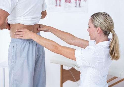 Examen clinique & Orthèse fonctionnelle
