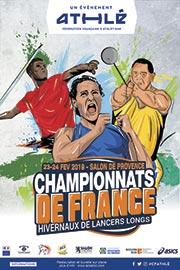 Championnat de France Hivernaux Athlétisme