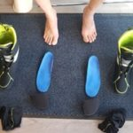 Examen podologique du skieur, boot-ftitng